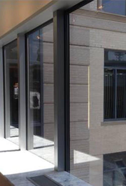 vinyl films for building exteriors