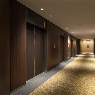 elevator applications for architectural vinyl films